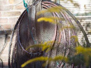Reusen der Fischerei Lechler