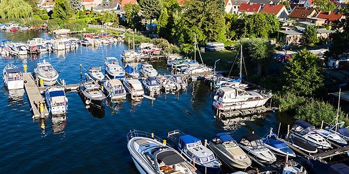 Ansicht von Lechler Bootsstände & Fischerei